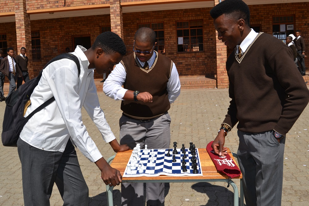 OUR CHESS TEAM